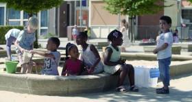 Nijmegen schoolplein zandbak copy